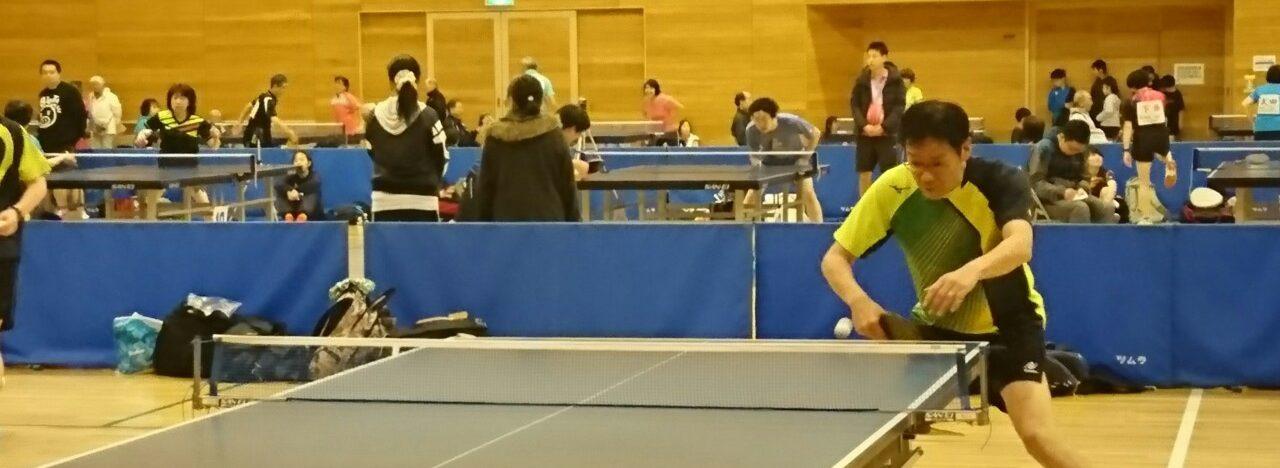 第200回 春光卓球大会(2019年9月23日)
