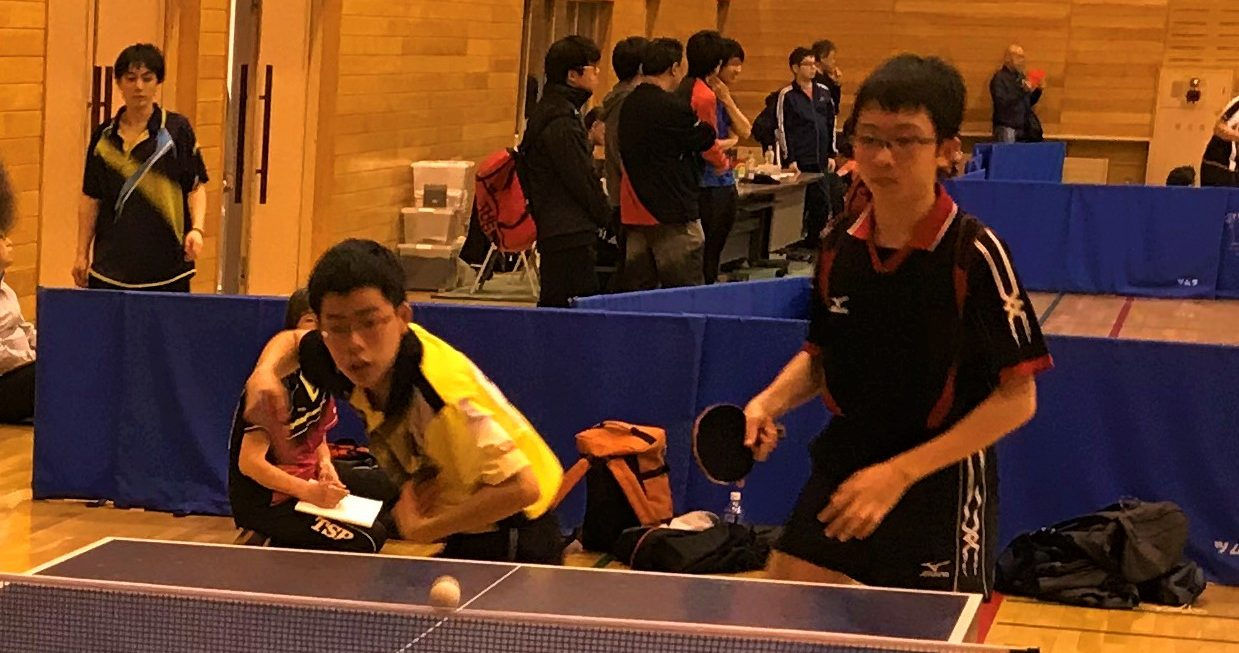 第203回 春光卓球大会(2021年7月18日)